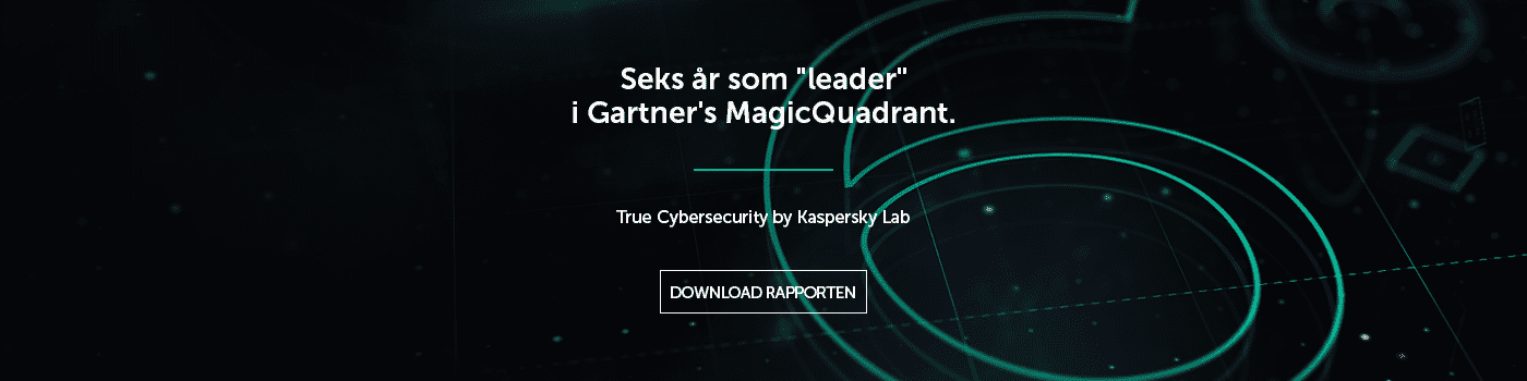 Gartner Magic Quandrant Enterprise