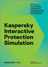 Kaspersky Interactive Protection Simulation (KIPS)