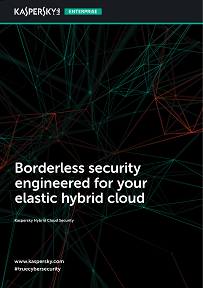 Borderless security engineered for your elastic hybrid cloud