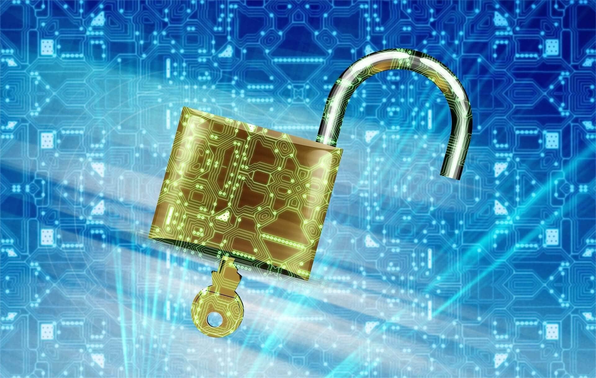 sådan beskytter du dine data med skysikkerhed