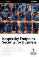 KASPERSKY ENDPOINT SECURITY FOR BUSINESS – DATABLAD