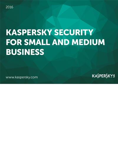 PORTEFØLJE FOR KASPERSKY SECURITY FOR BUSINESS