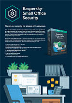 KASPERSKY SMALL OFFICE SECURITY - Datablad
