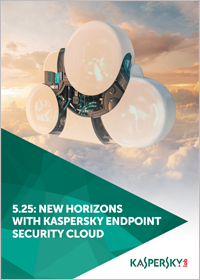 5.25: New Horizons with Kaspersky Endpoint Security Cloud